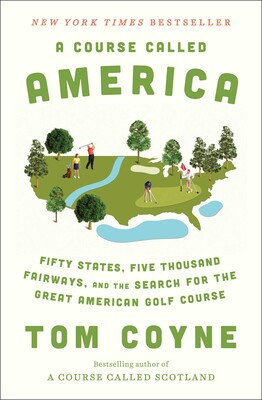 A Course Called America Hardcover