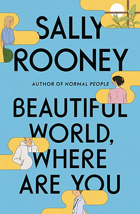Beautiful World, Where Are You Hardcover