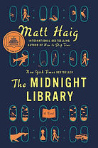 The Midnight Library Matt Haig