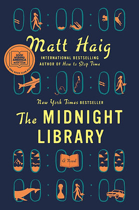 The Midnight Library Hardcover