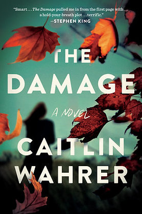 The Damage Hardcover