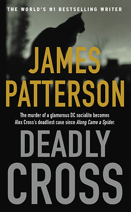 Deadly Cross Hardcover