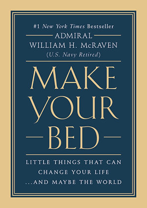 Make Your Bed Hardcover