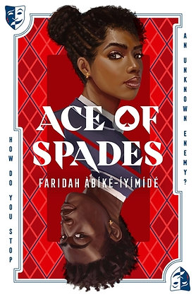 Ace Of Spades Hardcover