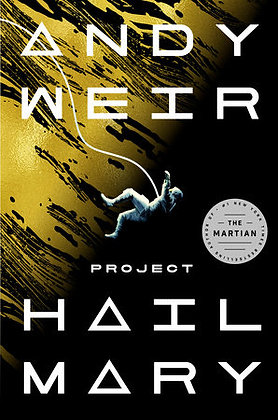Project Hail Mary Hardcover