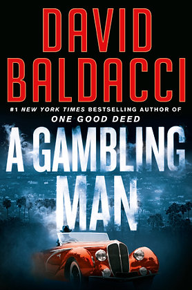A Gambling Man Hardcover