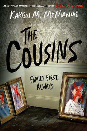 The Cousins Hardcover
