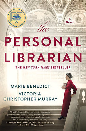 The Personal Librarian Hardcover