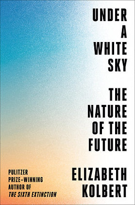 Under A White Sky Hardcover