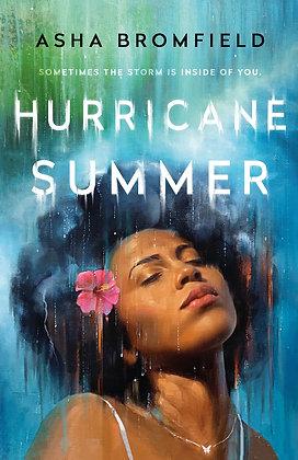 Hurricane Summer Hardcover