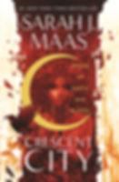 House Of Earth And Blood Sarah j. Maas