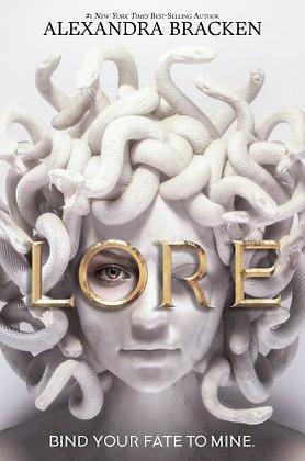 Lore Hardcover