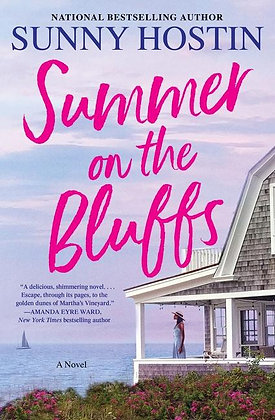 Summer On The Bluffs Hardcover