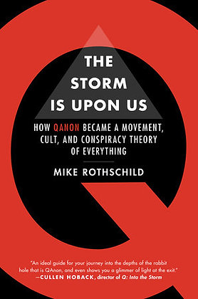 The Storm Is Upon Us Hardcover