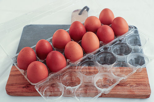 French Specialty Eggs (copper)
