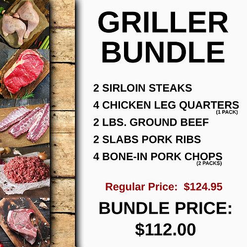 Griller Bundle