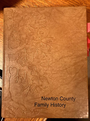 Newton Co Family History Vol I