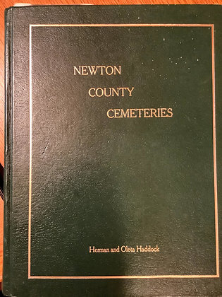 Newton Co Cemeteries