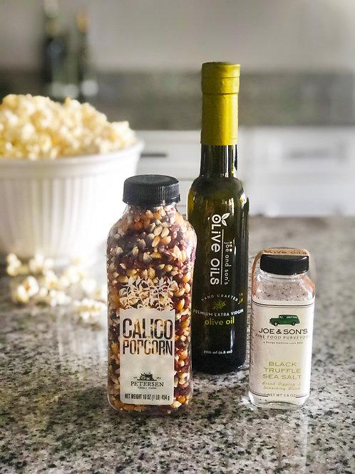 Truffle Garlic Popcorn Kit