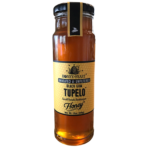 Black Gum Tupelo Honey 12oz.