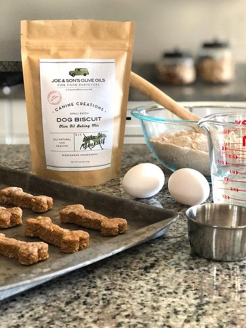 Olive Oil Dog Biscuit Mix