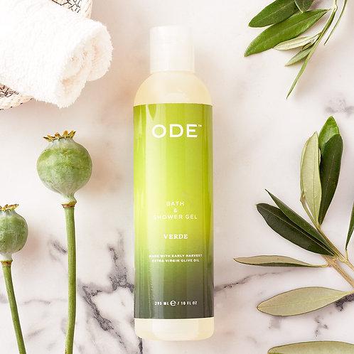 Ode Verde Bath and Shower Gel 8 OZ