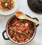 Spicy Neapolitan Chicken with Capers and Olives