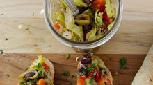 Sicilian Olive Salad