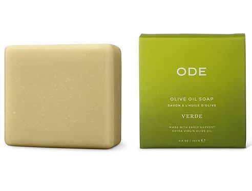 ODE Verde Olive Oil Bar Sozp 5.4oz