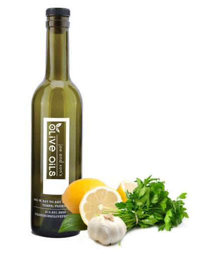 Milanese Gremolata Infused Olive Oil