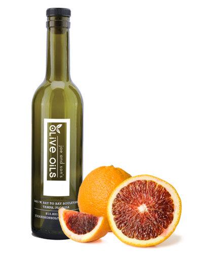 Blood Orange (Whole Fruit Fused Agrumato)