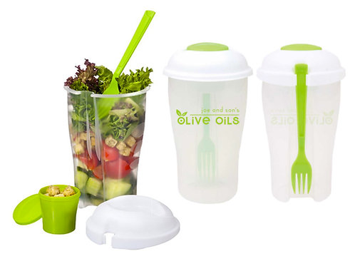 Salad To-Go Shaker