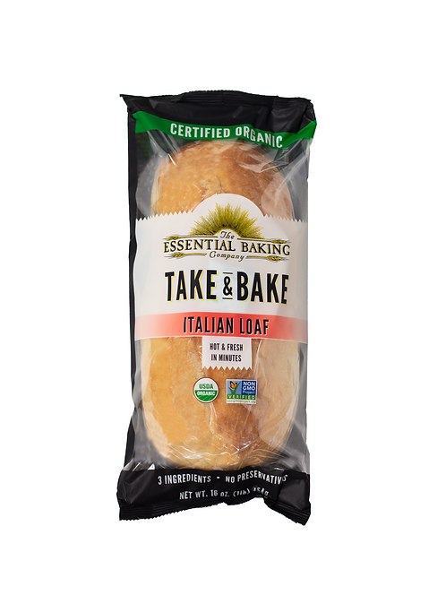 Italian Loaf Essential Baking Take and Bake