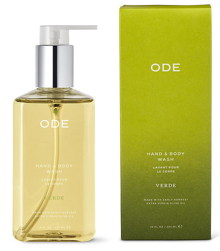 ODE Verde Hand and Body Wash 10 oz