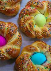 Italian Easter Bread - Pane di Pasqua