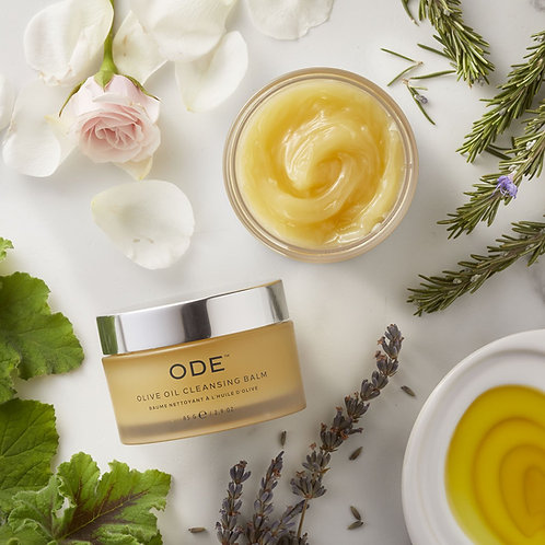 Ode Olive Oil Cleansing Balm