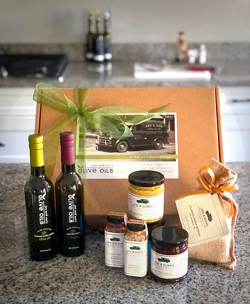 Grill Master Boxed Gift Set
