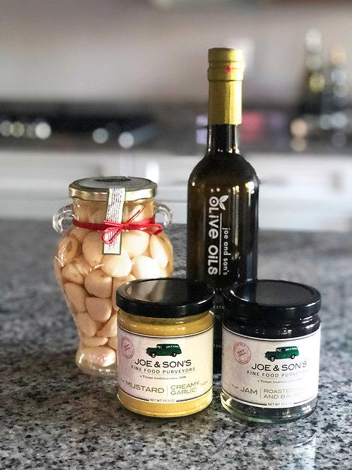 Garlic Lover's Boxed Gift Set