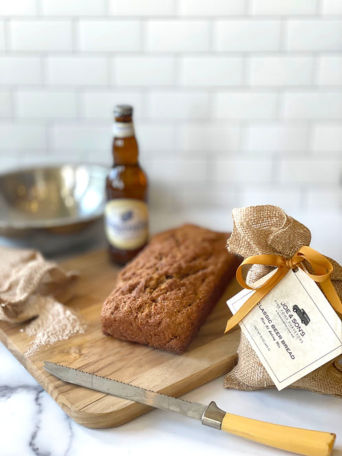 Classic Beer Bread Olive Oil Baking Mix