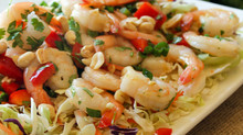 Asian Marinated Shrimp