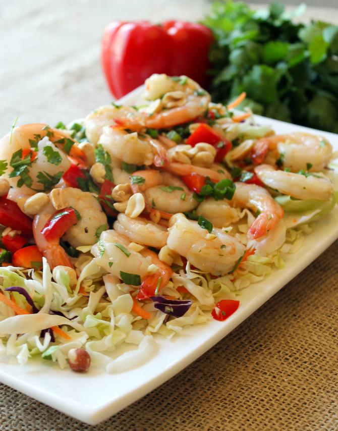 Asian Marinated Shrimp