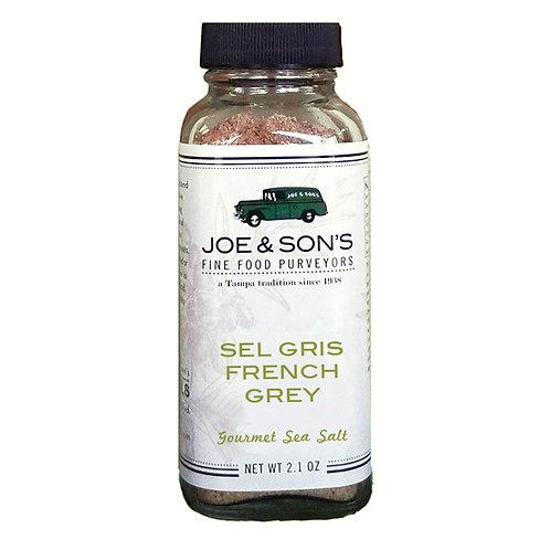 Sel Gris French Gray Sea Salt