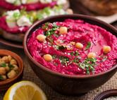 Heart Beet Hummus