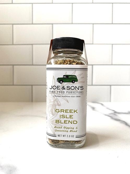 Greek Isle Bread Dipping & Seasoning Blend