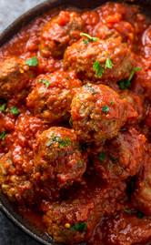 Nano Johnny's Italian Meatballs