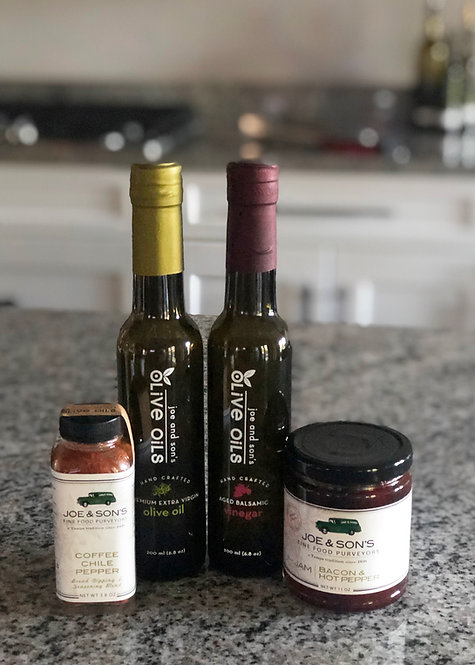 Grill Essentials Boxed Gift Set