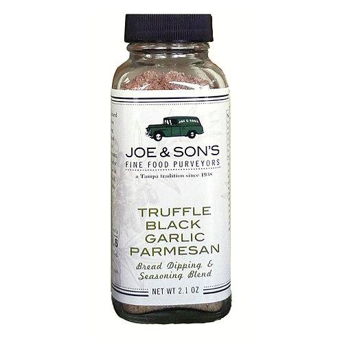 Truffle Black Garlic Parmesan Bread Dipping & Seasoning