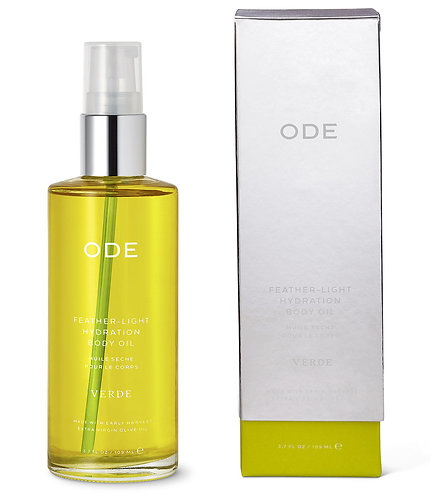 ODE Verde Feather Light Hydration Body Oil