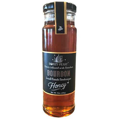 Bourbon Honey 12oz.