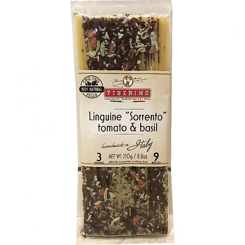 "Linguine ""Sorrento"" tomato & basil"